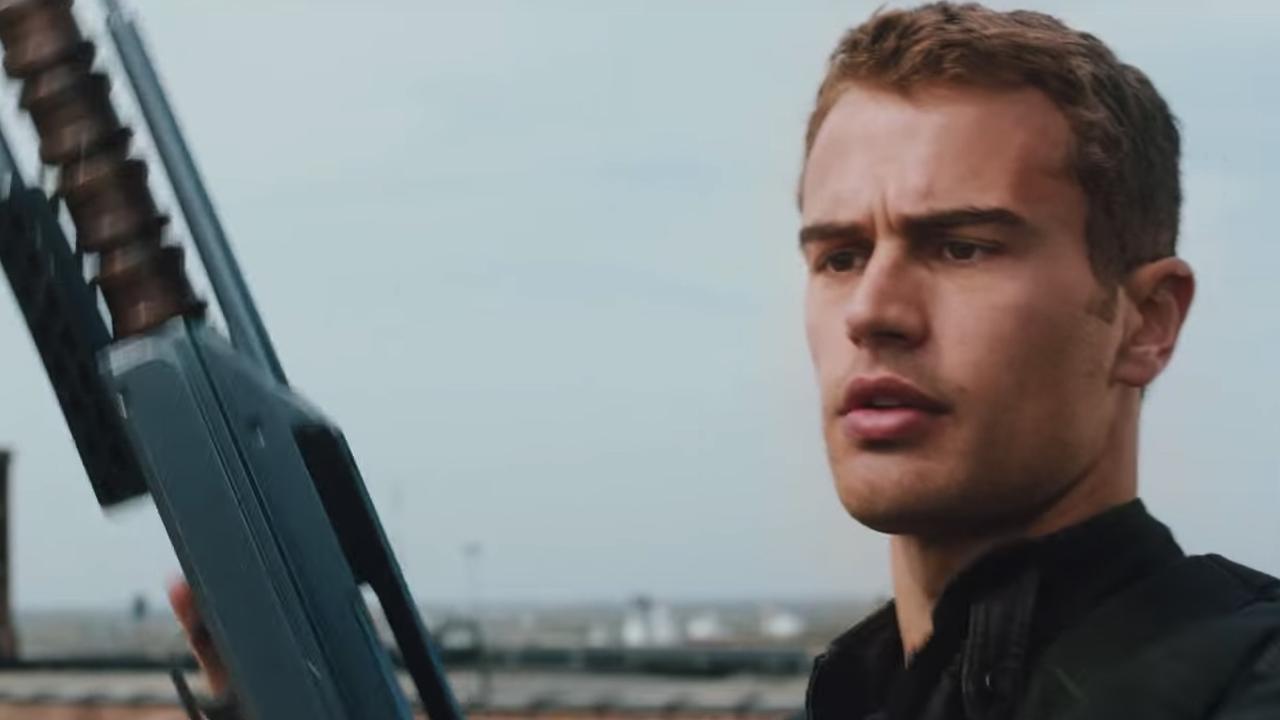 Bekijk hier de trailer van de actiefilm Divergent