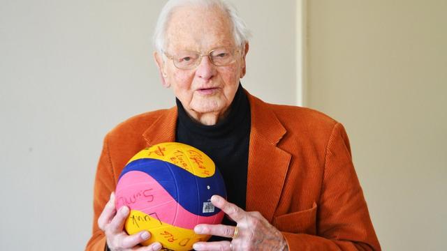Oudste Nederlandse olympiër Maier (102) overleden