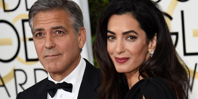 'Ontwerper Tom Ford woest op Amal Clooney om dragen andere jurk'