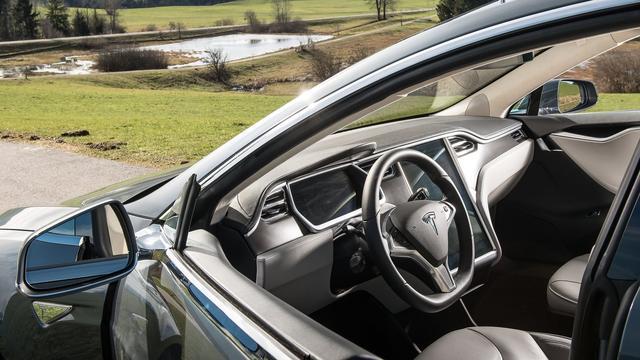 'Tesla neemt DeepScale over wegens technologie voor zelfrijdende auto's'
