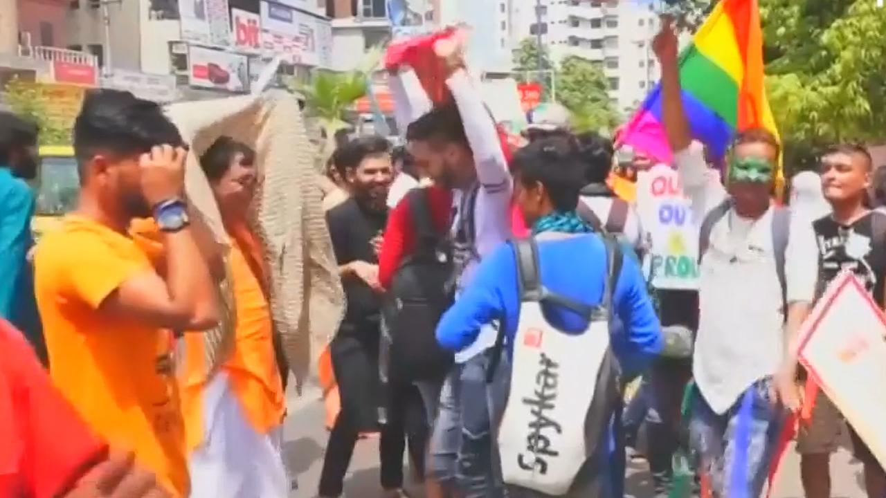 Indiërs vieren dat ze seks mogen hebben met zelfde geslacht