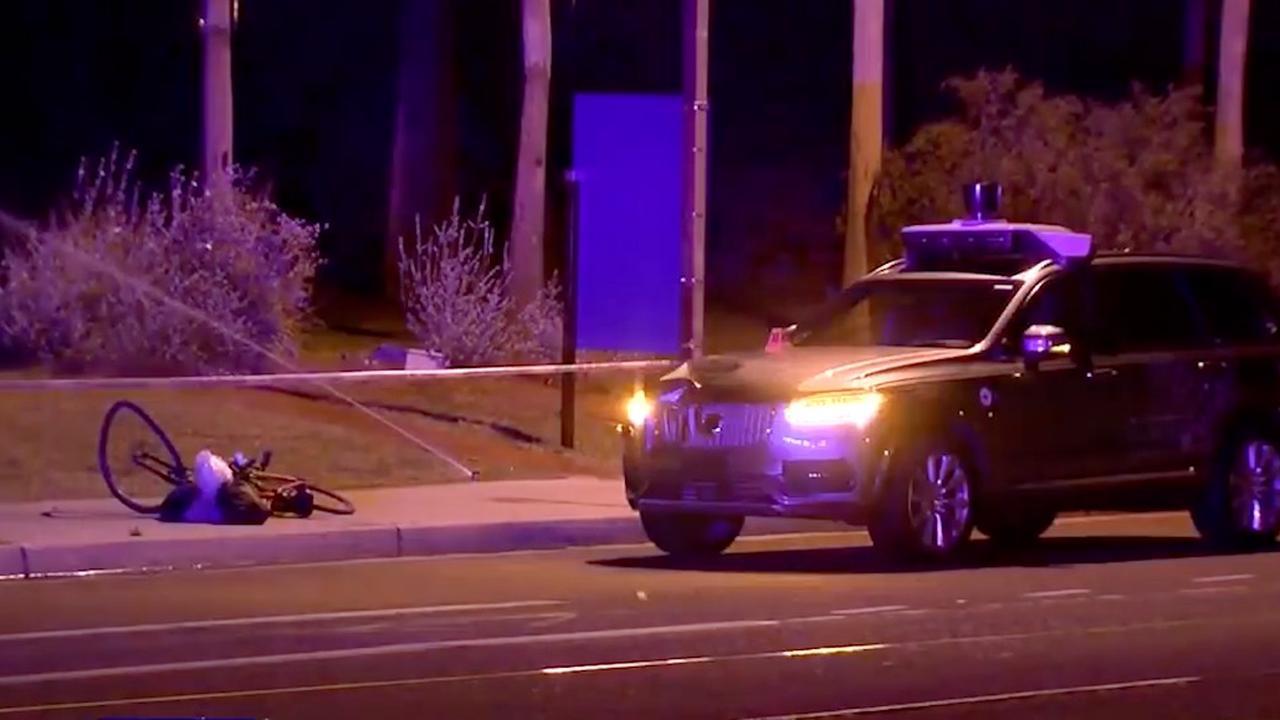 Zelfrijdende auto van Uber rijdt vrouw aan in Arizona