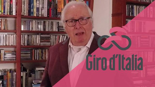 Mart bespreekt de Giro: 'Geen scenarioschrijver kan dit bedenken'