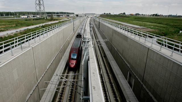 Beheerder HSL claimt miljoenen van ministerie vanwege schade aan spoor