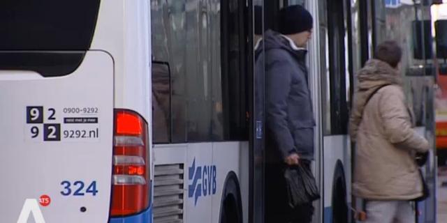Bussen in Noord overvol door nieuwe dienstregeling