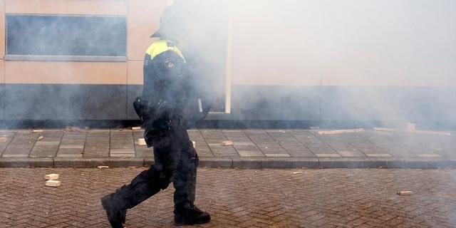 Politie geeft nieuwe beelden vrij van relschoppers NAC-NEC