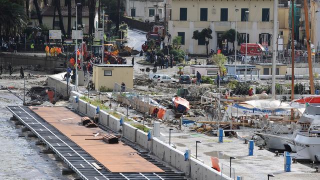 Zeker twee doden na aardbeving Italiaans eiland Ischia