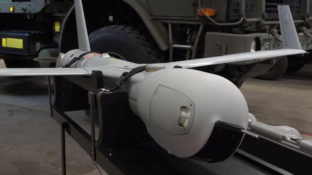 Militaire drone vliegt ongezien boven Vierdaagse-wandelaars