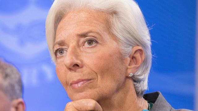 IMF-topvrouw Lagarde gaat niet naar ECB of EU