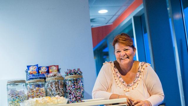 Toiletjuffrouw TivoliVredenburg Toiletdame van het Jaar
