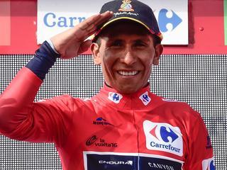 Fransman Latour wint laatste bergrit, Gesink vijfde op Alto de Aitana