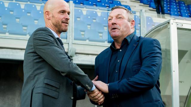 Jans vond demarrage Dumoulin interessanter dan PEC-FC Utrecht