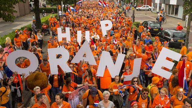 Op deze plekken in Amsterdam volg je de Oranjevrouwen op groot scherm