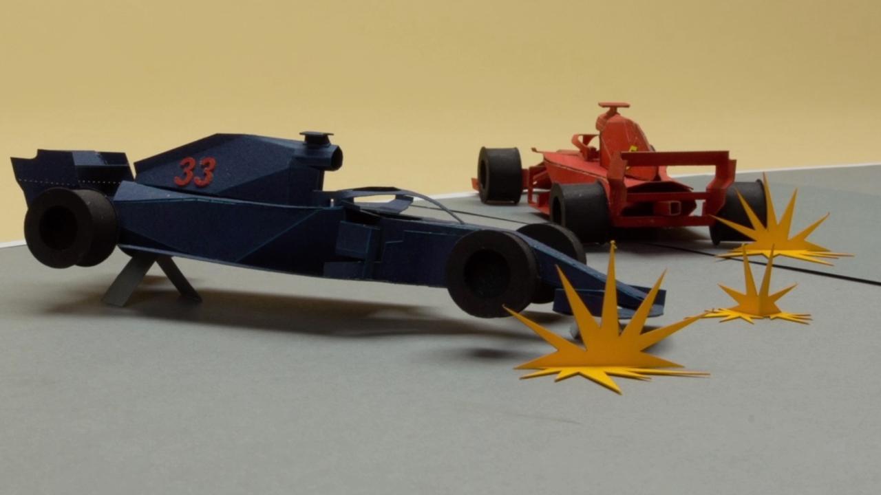Crash Verstappen en Vettel, wat ging er mis?