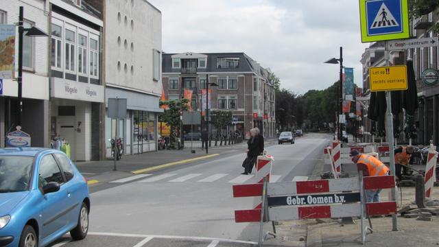 Extra verkeersmaatregelen voor Molenstraat