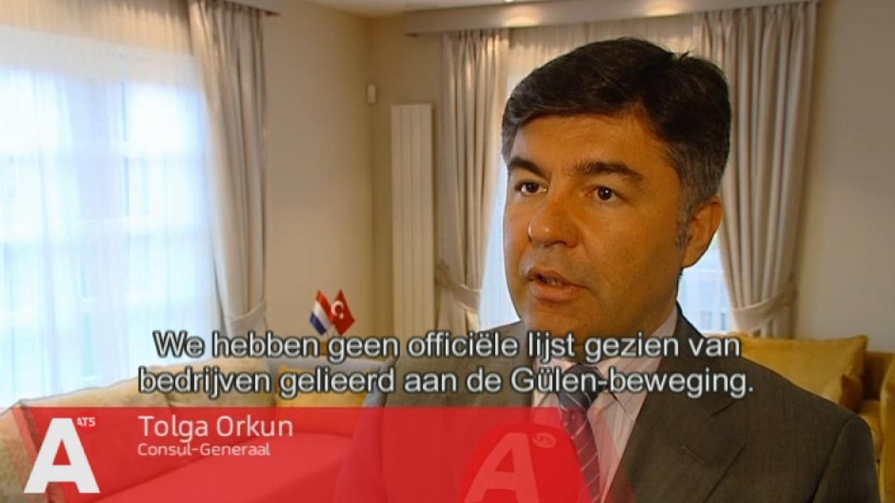 Consul-Generaal ontkent spanningen Turkse Amsterdammers