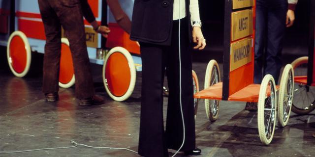 Mies Bouwman-quiz Een van de acht eenmalig weer te zien op televisie