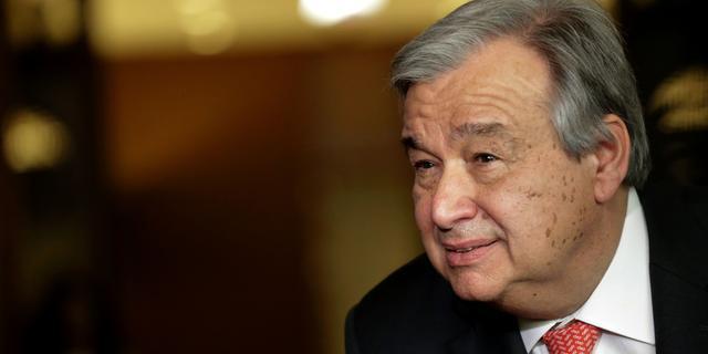 Portugees Guterres wordt nieuwe baas VN