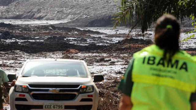 Zeven doden en tweehonderd vermisten na dambreuk in Brazilië