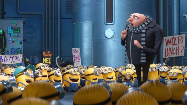 Recensieoverzicht: Despicable Me 3 'lollig' maar 'niet meer verrassend'