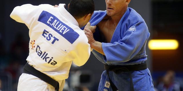 Judoka Mooren in eerste ronde Grand Slam uitgeschakeld