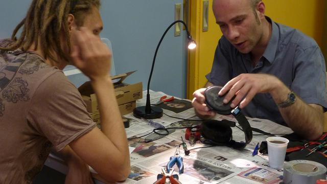 Repair Café in de Merenwijk
