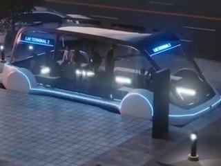 Systeem vervoert zestien personen met snelheid van 240 kilometer per uur