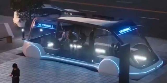 Tunnelbedrijf Elon Musk verlegt focus naar openbaar vervoer