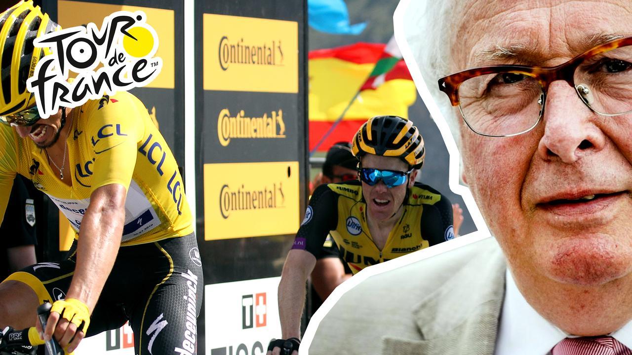 Mart Smeets: 'Kruijswijk ruikt bloed in Tour de France'