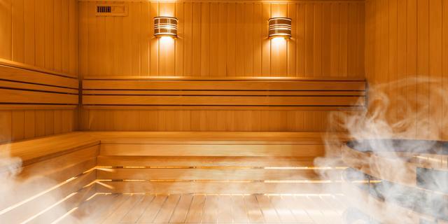 Dagje ontspannen in de sauna in gevaar door sluiting van restaurants