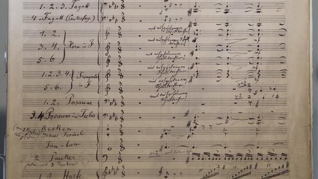 Manuscript Gustav Mahler verkocht voor recordbedrag