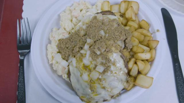 Minidocu: Restaurant in New York serveert bord vol 'vuilnis'