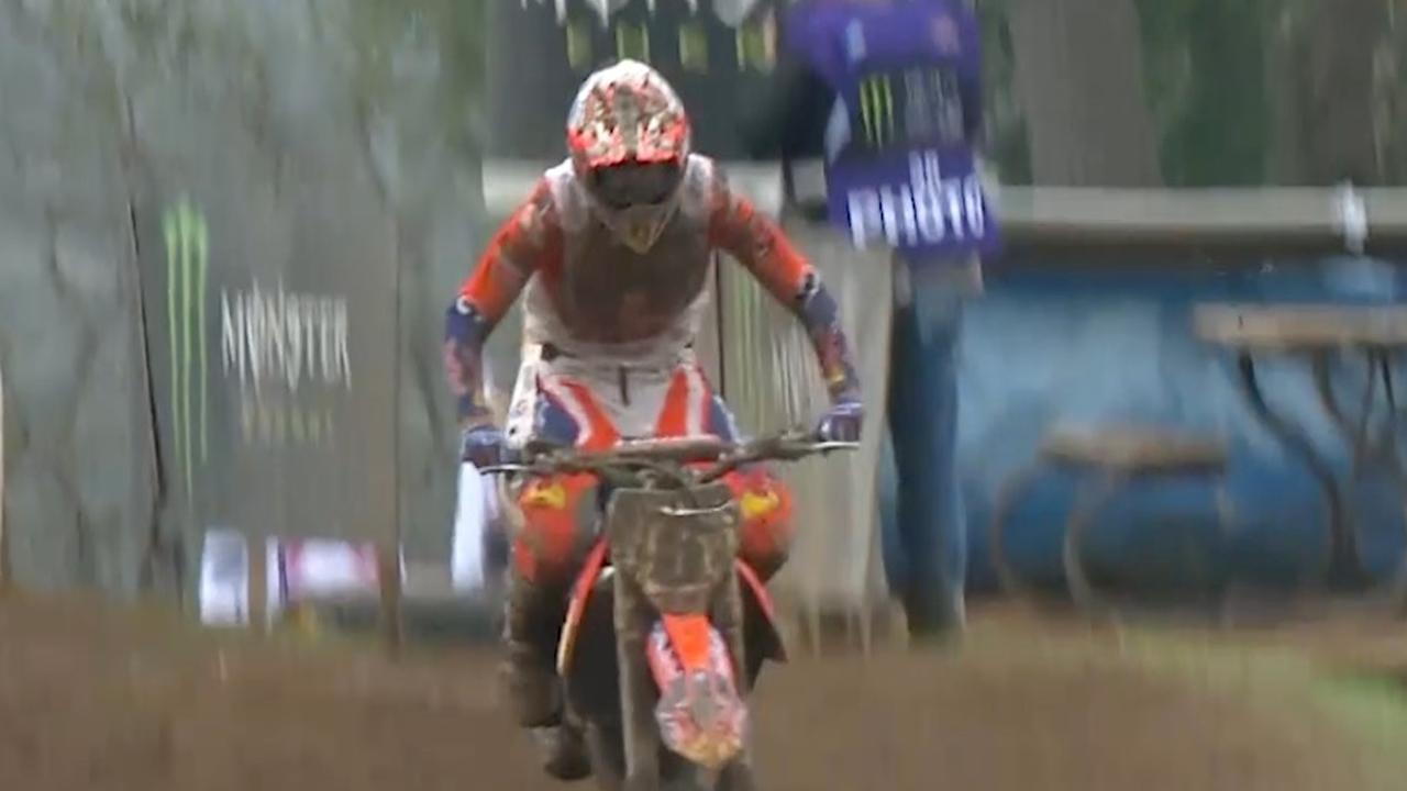 Nederland derde in Motocross of Nations in VS