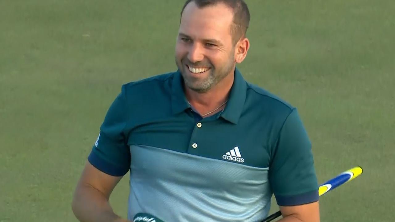 Spaanse golfer Garcia schrijft Masters op zijn naam