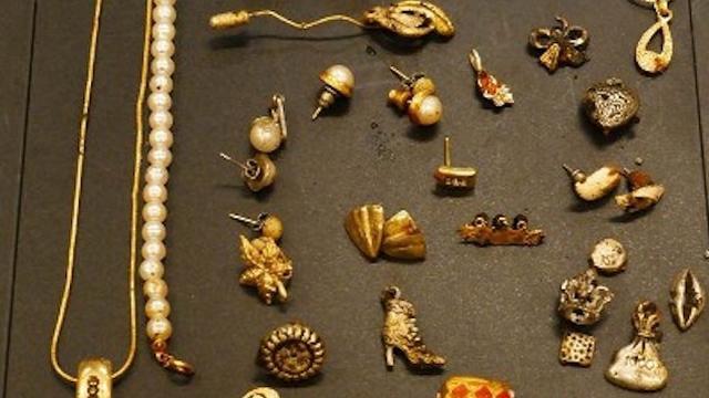 Juwelier Punte aan de Choorstraat beroofd, verdachte aangehouden