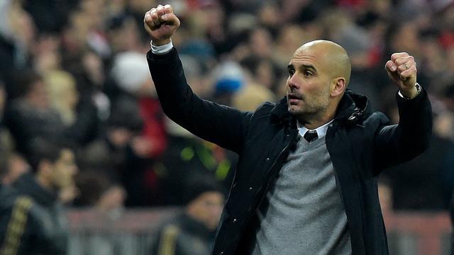 Guardiola wil niet met eer strijken voor inbrengen doelpuntenmakers