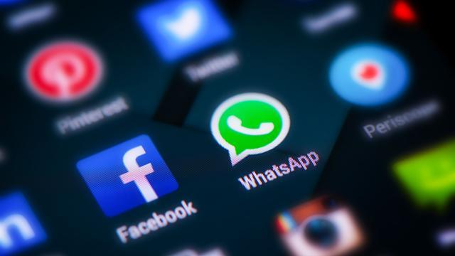 Frankrijk verbiedt datadeling tussen WhatsApp en Facebook