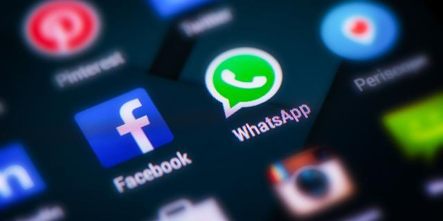 Whatsapp kampte kortstondig met grote storing