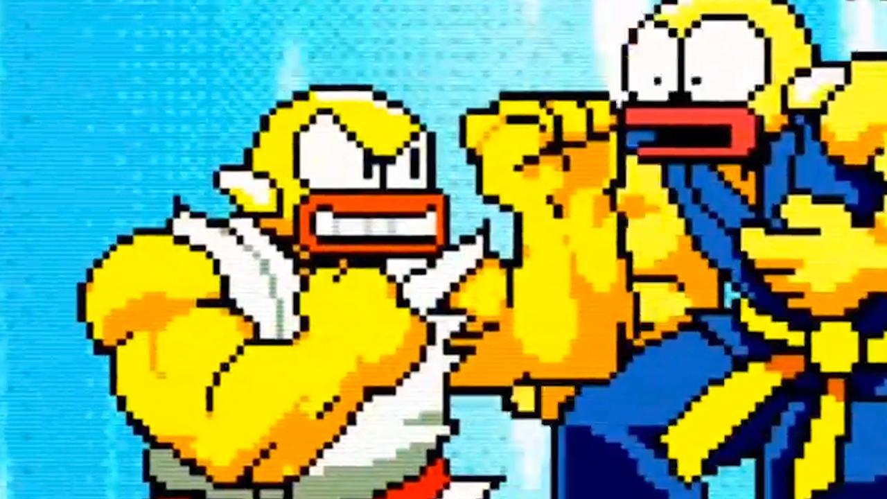 Vogel uit Flappy Bird speelt hoofdrol in vechtspel