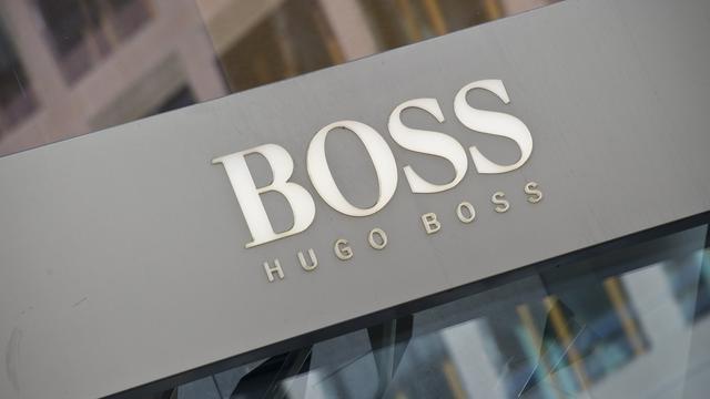 Sterk kwartaal voor modehuis Hugo Boss in feestdagenperiode