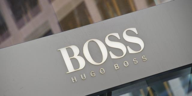 Hugo Boss verwacht meer winst te kunnen boeken