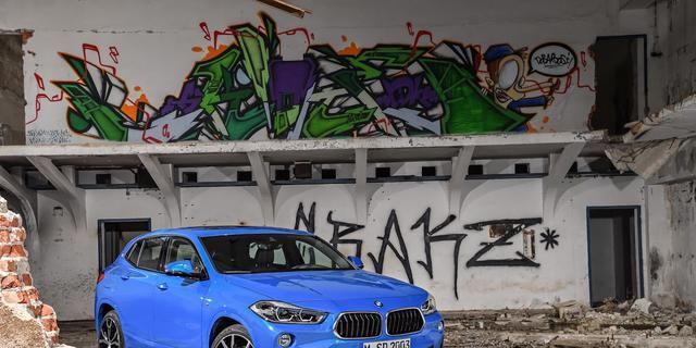 Prijzen van nieuwe BMW X2 bekend gemaakt