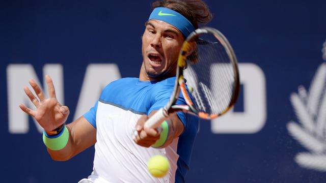 Nadal klopt Fognini in finale Hamburg, Thiem sterkste in Gstaad