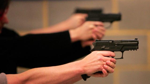 Veiligheid politieschietbanen schiet ernstig tekort volgens vakbond