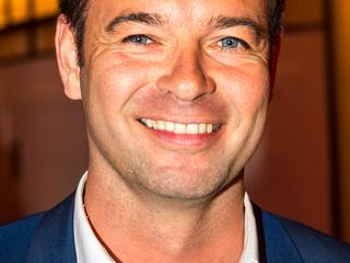 Presentator was in VS voor opnamen Van der Vorst ziet sterren