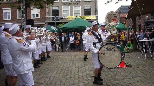 Bierbengels winnen Notenkrakers Zomerfestival in Zevenbergen