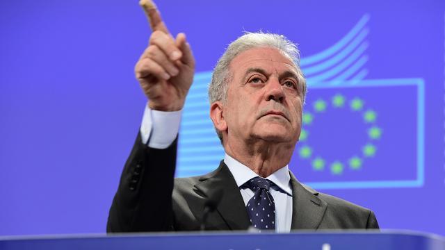 'Einde Europese grenscontroles voor januari'