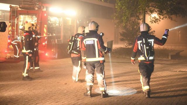 Brand in gebouw Park College aan Dominee Meijerlaan geblust