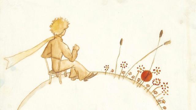 De kleine prins opnieuw vertaald door Erik van Muiswinkel: 'Geen kinderboek'