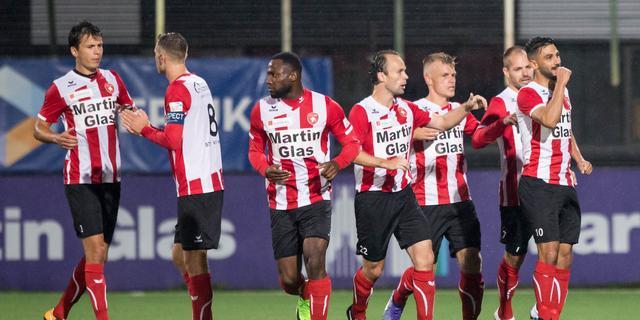 FC Oss herovert koppositie in Jupiler League, NEC lijdt eerste nederlaag